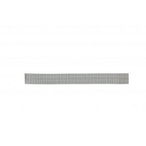 Bracelet de montre 551129-18 Métal Argent 18mm