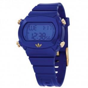 Bracelet de montre Adidas ADH1820 Plastique Bleu