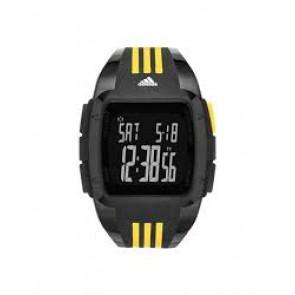 Bracelet de montre Adidas ADP6112 Caoutchouc Noir