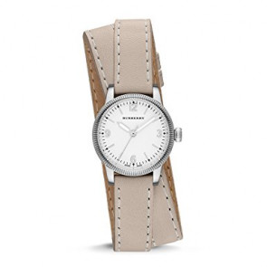 Bracelet de montre Burberry BU7847 Cuir Beige