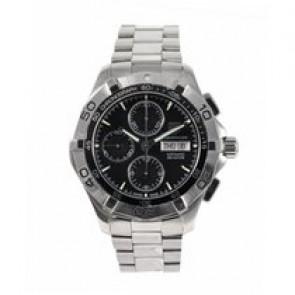 Bracelet de montre Tag Heuer CAF2010 / FAA029 Acier Acier inoxydable