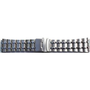 Bracelet de montre CM3025-28 Métal Acier inoxydable 28mm