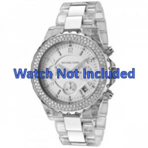Michael Kors bracelet de montre MK5397 Métal Argent 22mm