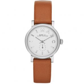 Bracelet de montre Marc by Marc Jacobs MBM1270 Cuir souple Beige