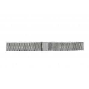 Other brand bracelet de montre MESH18 Métal Argent 18mm