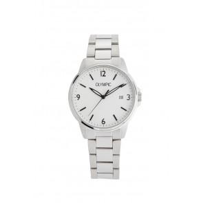 Olympic bracelet de montre OL26HSS280 Métal Argent 18mm