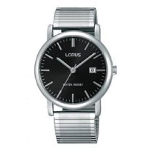 Lorus bracelet de montre RG857CX9 / VJ32 X246 / RHA042X Métal Argent 19mm
