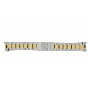 Prisma bracelet de montre STBI22 Métal Bicolore 22mm