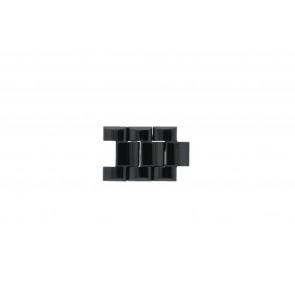 Armani AR-1400 / AR-1410 Maillons Céramique Noir 22mm