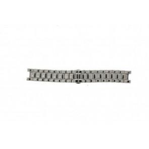 Armani bracelet de montre AR-0145 Métal Argent 22mm