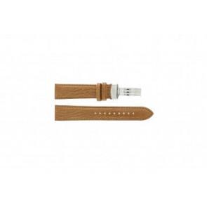 Armani bracelet de montre AR5325  Cuir Brun 20mm