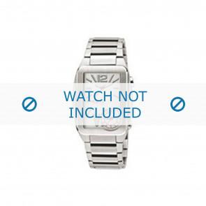 Breil bracelet de montre TW0400 Métal Argent
