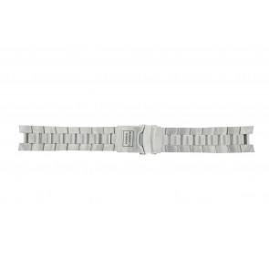 Buddha to Buddha bracelet de montre BTB.M.D.3H.06 / 46mm / BTB.M.D.3H.01 Métal Argent 21mm