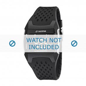 Calypso bracelet de montre K5563 Plastique Noir