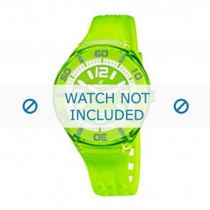 Calypso bracelet de montre K5588/7  Plastique Vert