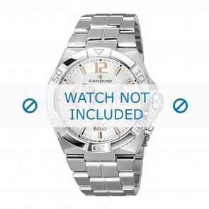 Candino bracelet de montre C4405 Métal Argent 29mm