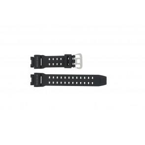 Casio bracelet de montre G9200-1 En caoutchouc Noir 16mm