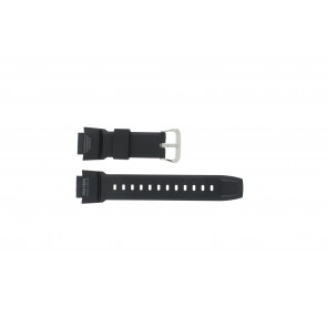 Casio bracelet de montre PRG-270-1 En caoutchouc Noir 16mm