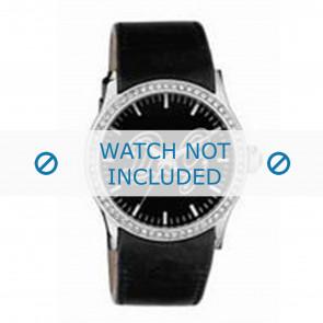 Dolce & Gabbana bracelet de montre DW0267 Cuir Noir