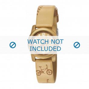 Esprit bracelet de montre ES000FA4-40TAU / 000FA4045 Cuir Taupe