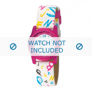 Esprit bracelet de montre ES000FA4-40 / 000FA4030 Cuir Blanc