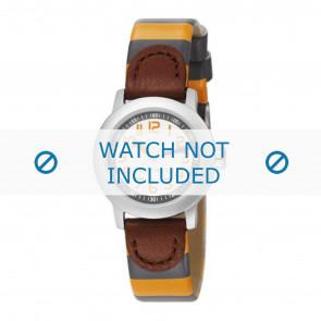 Esprit bracelet de montre ES106414-40GG Cuir Jaune
