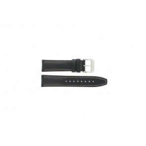 Festina bracelet de montre F16081 / 7 Cuir Noir 22mm