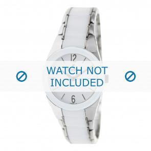 Festina bracelet de montre F16534-1 Céramique Blanc