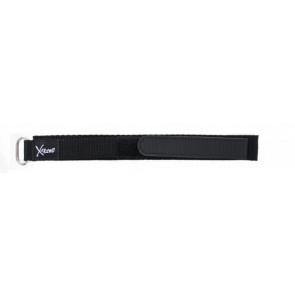 Velcro noir 20mm