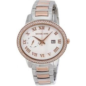Bracelet de montre Michael Kors mk6228 Acier Bicolore