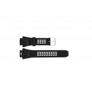 Adidas bracelet de montre ADP6002 En caoutchouc Noir 19mm