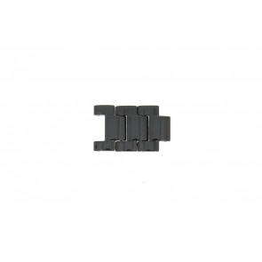 DKNY NY4983 Maillons Céramique Noir 20mm