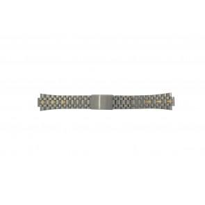 Pulsar bracelet de montre V657-8000 / PJN010P1 / 70Q6XG Titane Bicolore 11mm