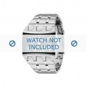 Police bracelet de montre 13420js/02MA Métal Argent