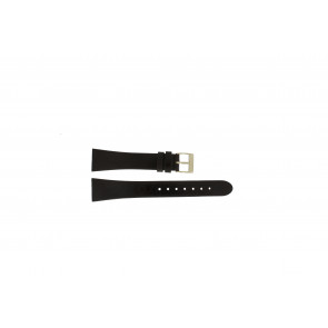 Skagen bracelet de montre 523XSGLD Cuir Brun 20mm