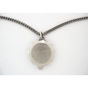 S.O.S. Pendentif talisman avec la chaîne (soshk)