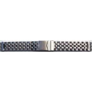 Bracelet en acier pour Swatch 17mm D1039