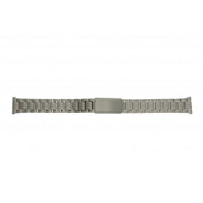 Bracelet de montre YD93 Titane Argent 14mm