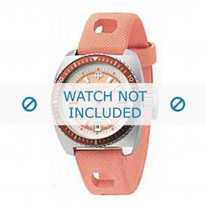 Zodiac bracelet de montre ZO2248 Caoutchouc Orange 19mm