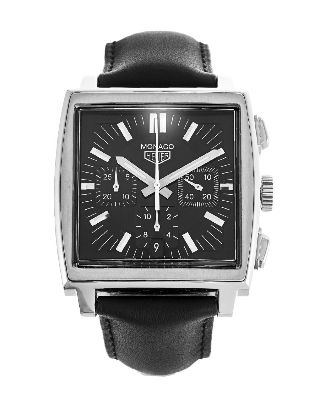 bracelet de montre tag heuer cs2111 bc0787 cuir 22mm. Black Bedroom Furniture Sets. Home Design Ideas