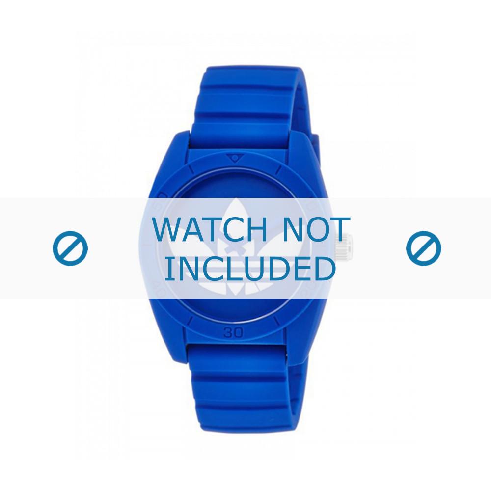 Bracelet De Bleu Plastique 22mm Montre Adidas Adh2656 qjUpGzMLVS