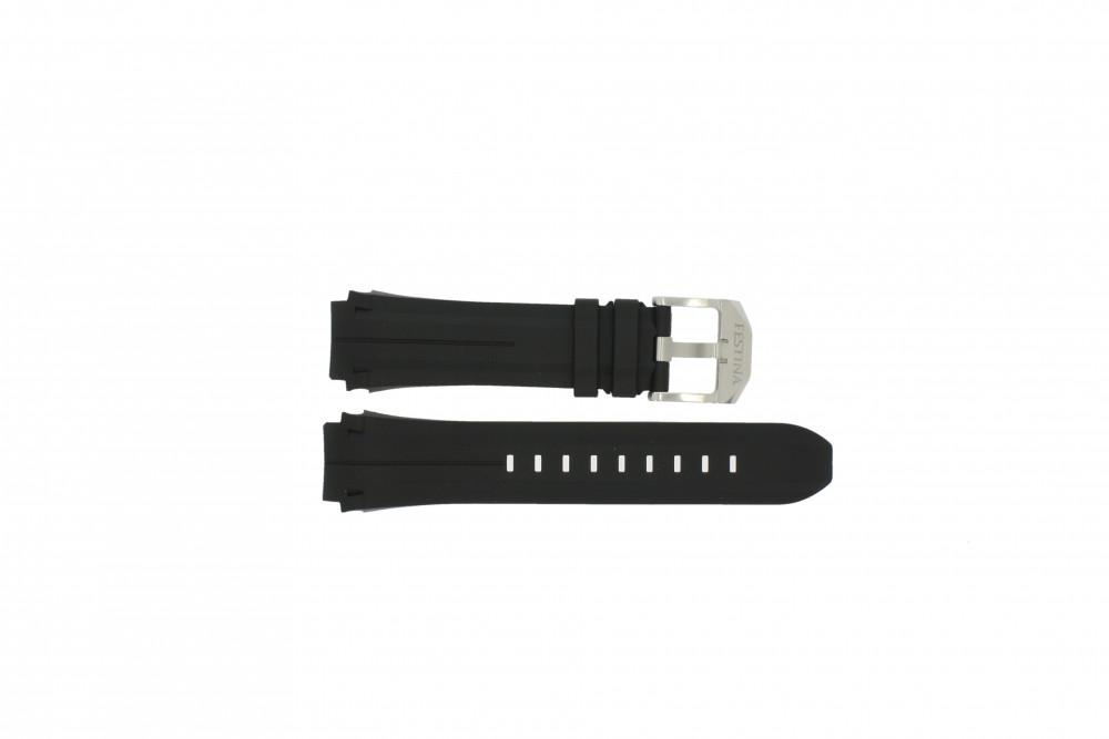 d8a03d1bfb3f1 Bracelet de montre Festina F16882.1 Caoutchouc Noir 20mm