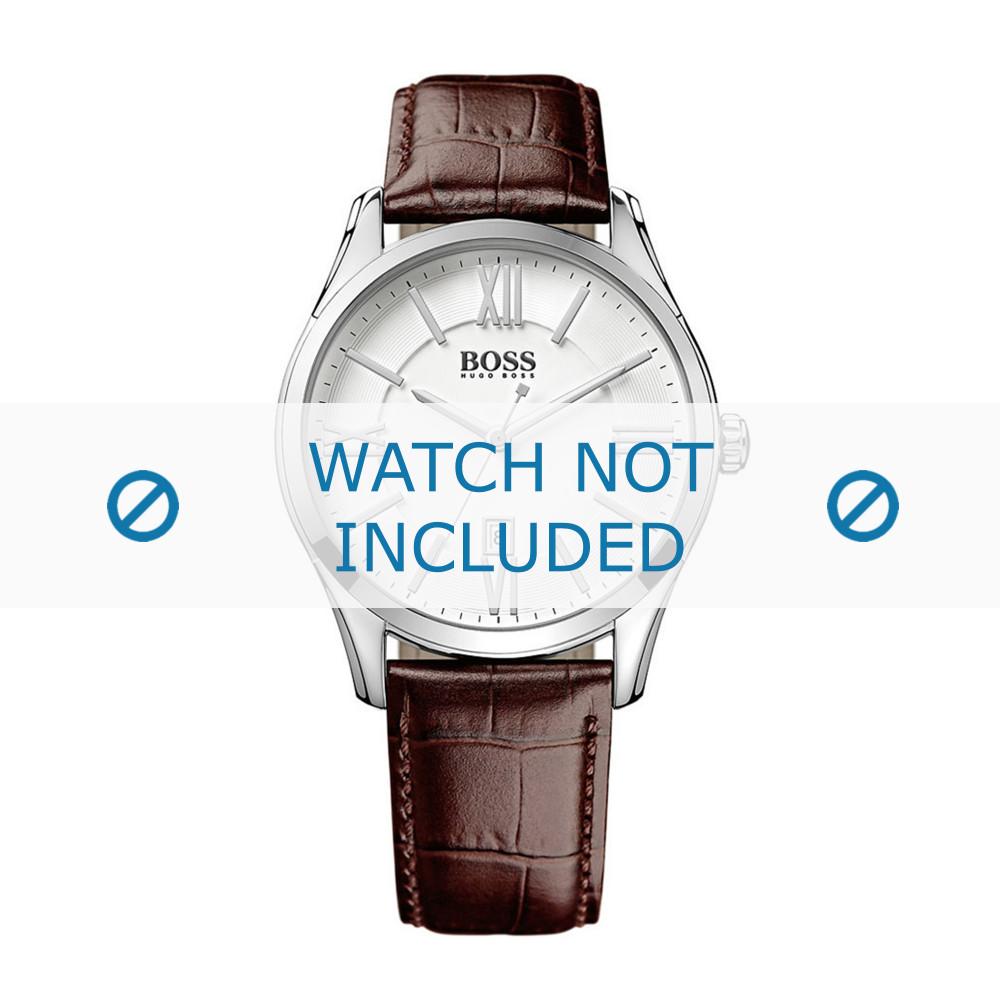 3c18013aaa Hugo Boss bracelet de montre HB-225-1-14-2679 / HB1513021 ...