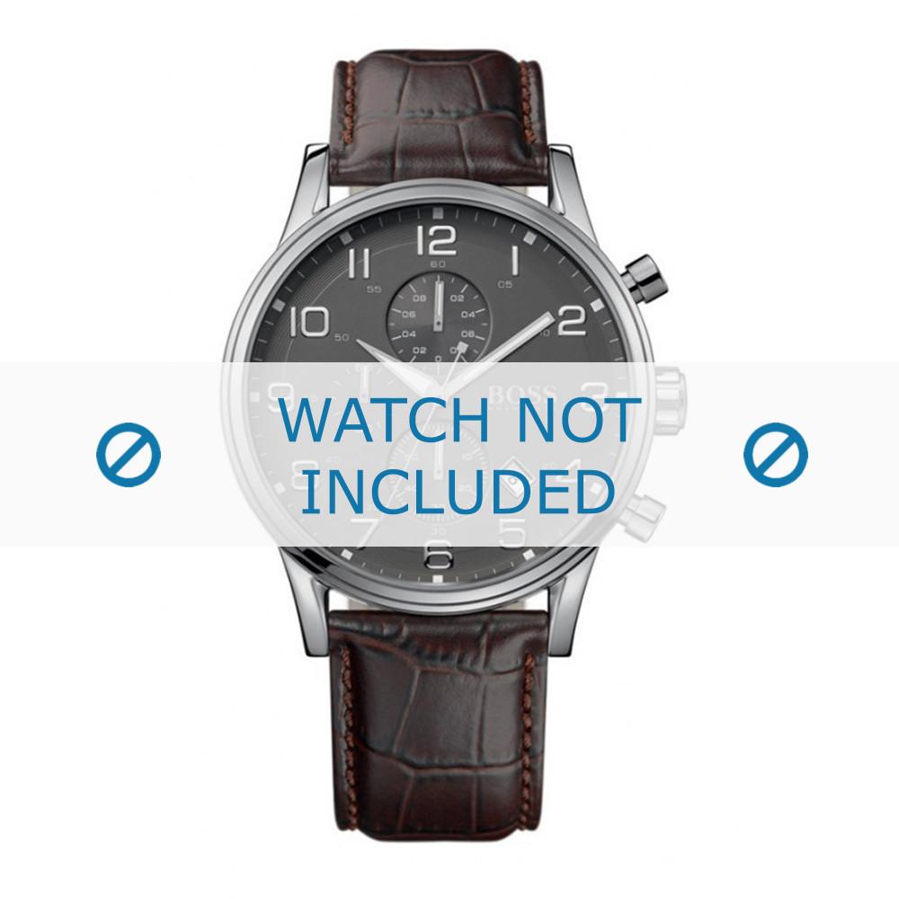 fabf62ece2 Hugo Boss bracelet de montre HB-88-1-14-2194-HB1512570 ⌚ - Hugo ...