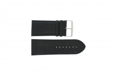 Bracelet de montre Bison Noir 30mm PVK-305