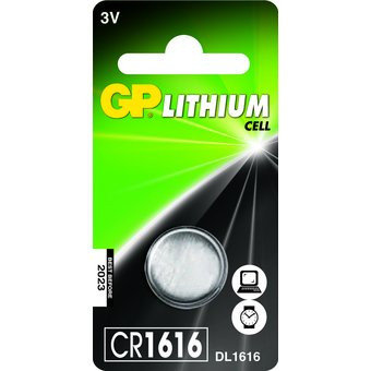 Cellulaire GP bouton CR1616