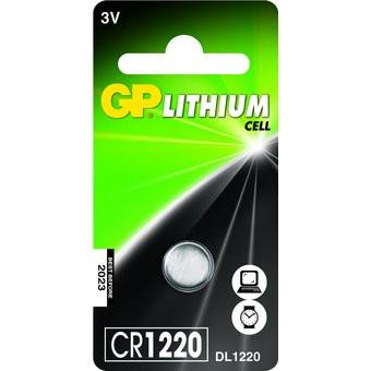 Cellulaire GP bouton CR1220