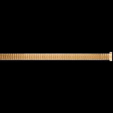 Bracelet de montre Universel EB607 Acier Plaqué or 8mm