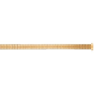 Bracelet de montre Universel FEB603 Acier Plaqué or 8mm