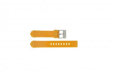 Adidas bracelet de montre ADH2105 En caoutchouc Orange 18mm